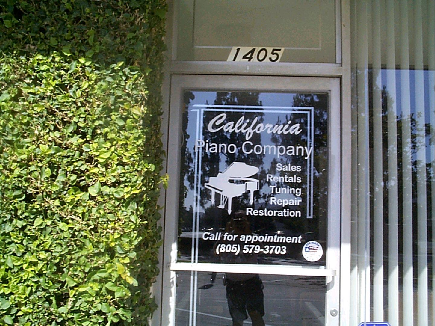 California Piano Co.